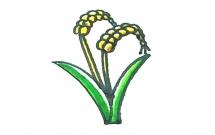 儿童学画麦子简笔画步骤教程